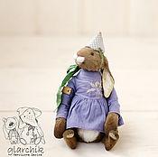 Куклы и игрушки ручной работы. Ярмарка Мастеров - ручная работа крольчиха Амайя. Handmade.