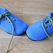 Обувь ручной работы. Ярмарка Мастеров - ручная работа Башмачки. Handmade.