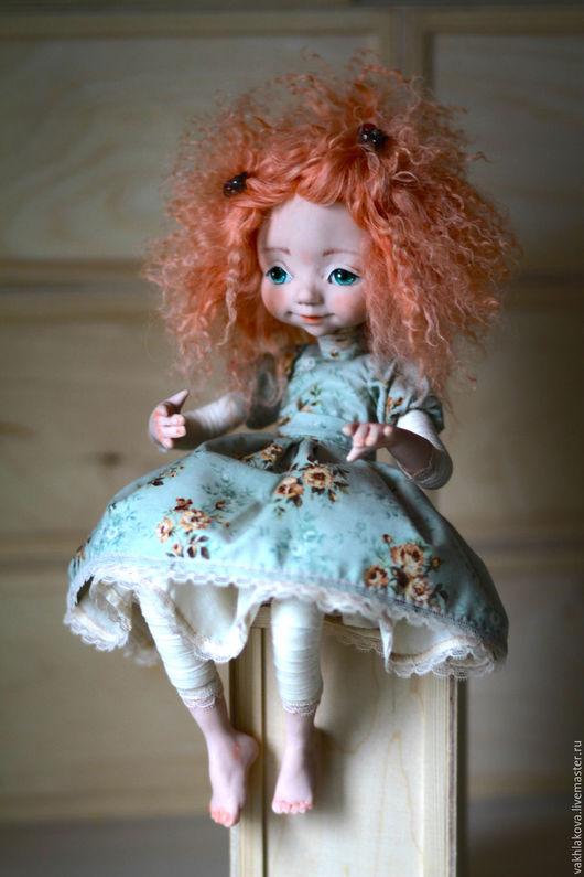 Коллекционные куклы ручной работы. Ярмарка Мастеров - ручная работа. Купить Кукла авторская коллекционная интерьерная ручной работы. Handmade.