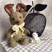 Куклы и игрушки ручной работы. Ярмарка Мастеров - ручная работа Заяц Стёпа. Handmade.