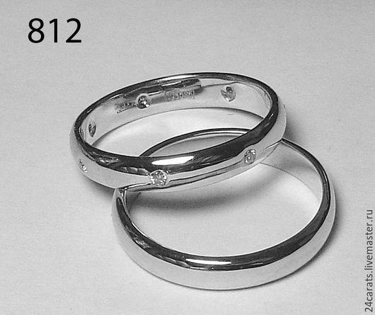 Кольца ручной работы. Ярмарка Мастеров - ручная работа. Купить Дизайнерские обручальные кольца. Handmade. Комбинированный, комбинированный цвет