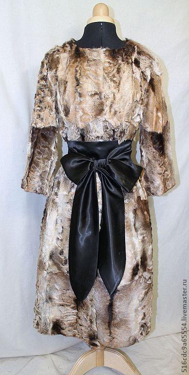 Верхняя одежда ручной работы. Ярмарка Мастеров - ручная работа. Купить Шуба каракуль. Handmade. Пальто, каракуль, каракульча