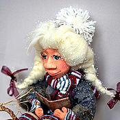 Куклы и игрушки ручной работы. Ярмарка Мастеров - ручная работа Валшебная книга сказок. Handmade.