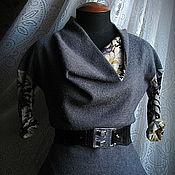 """Одежда ручной работы. Ярмарка Мастеров - ручная работа Платье """"Утренний туман"""". Handmade."""