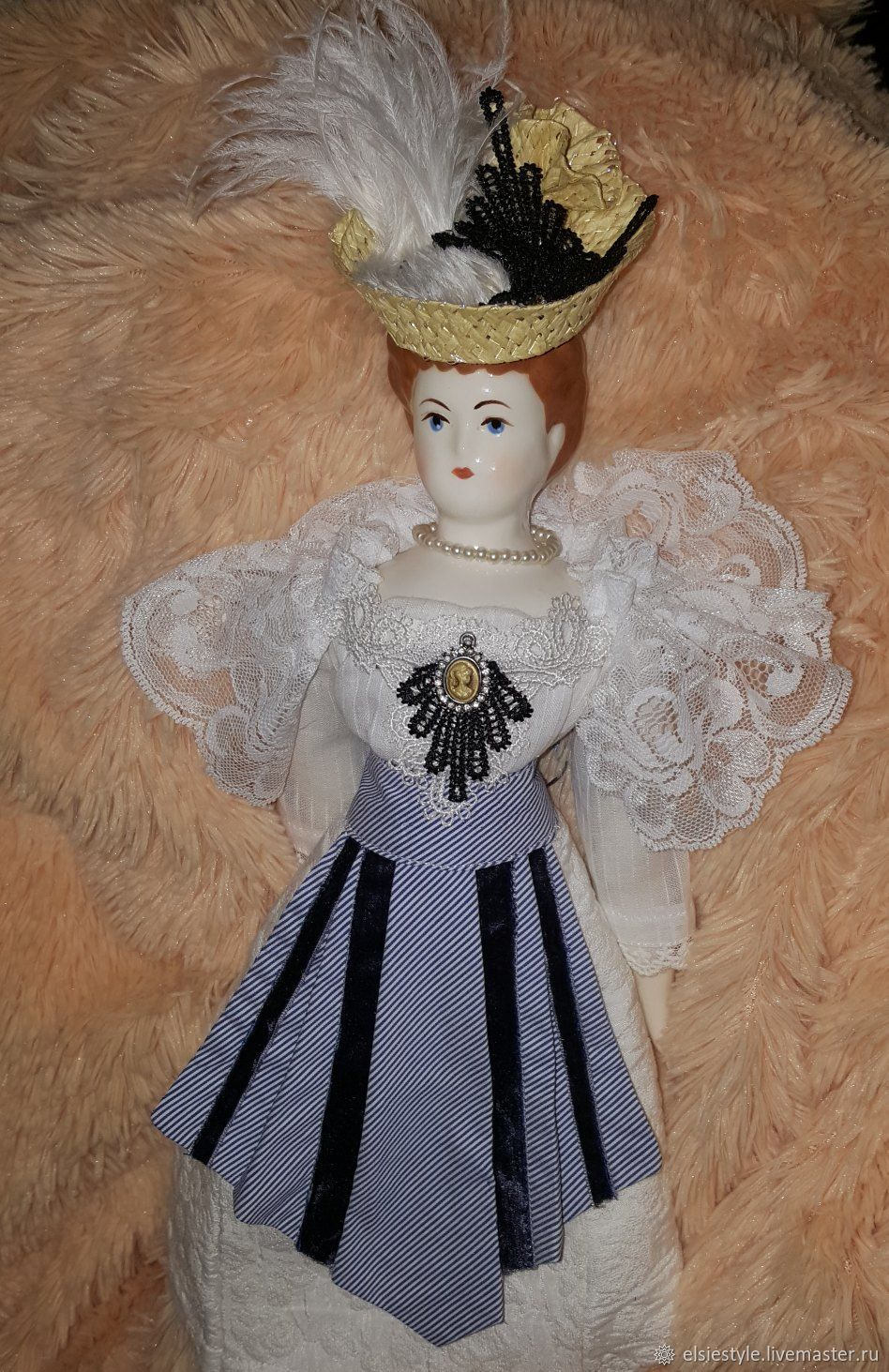 """Кукла Belle Epoque """"Жаклин"""" (China Doll), Портретная кукла, Москва,  Фото №1"""
