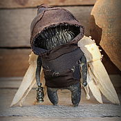 Куклы и игрушки handmade. Livemaster - original item The one who is always there.... Handmade.