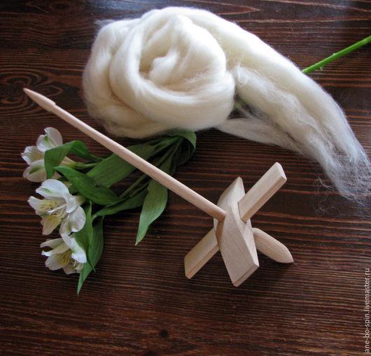 Другие виды рукоделия ручной работы. Ярмарка Мастеров - ручная работа. Купить Веретено турецкое, большое. Handmade. Веретено, пряжа