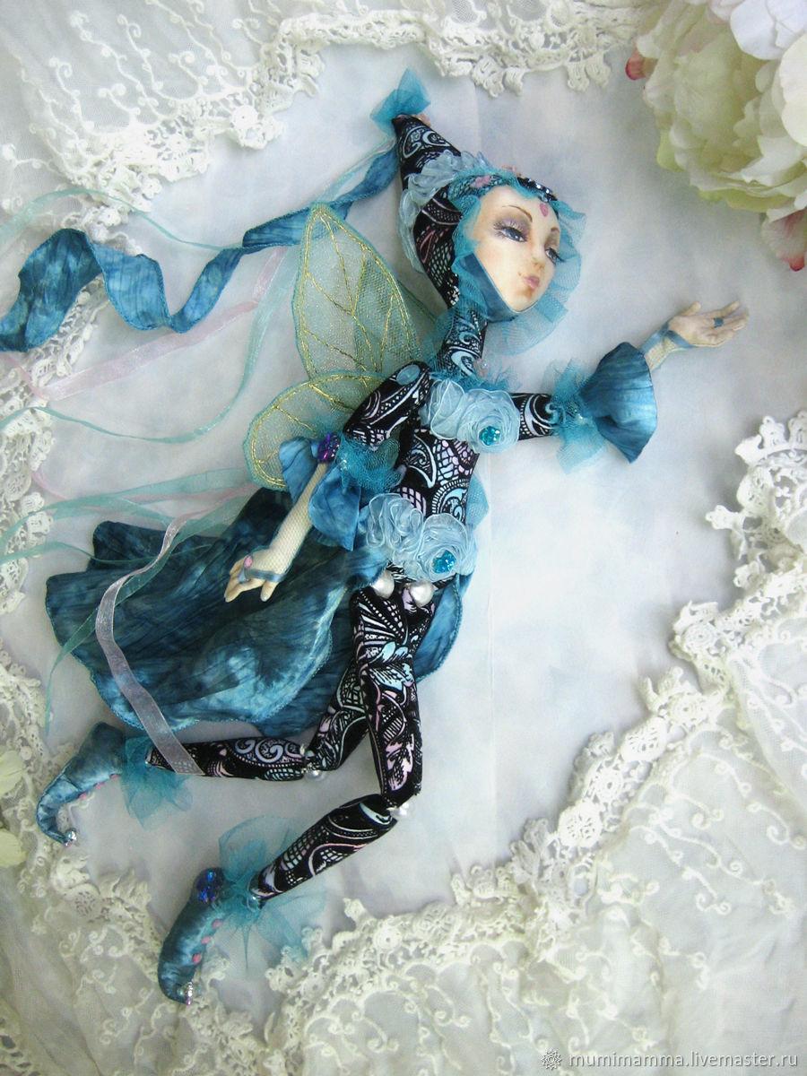 Фея Ночь, Шарнирная кукла, Краснодар,  Фото №1