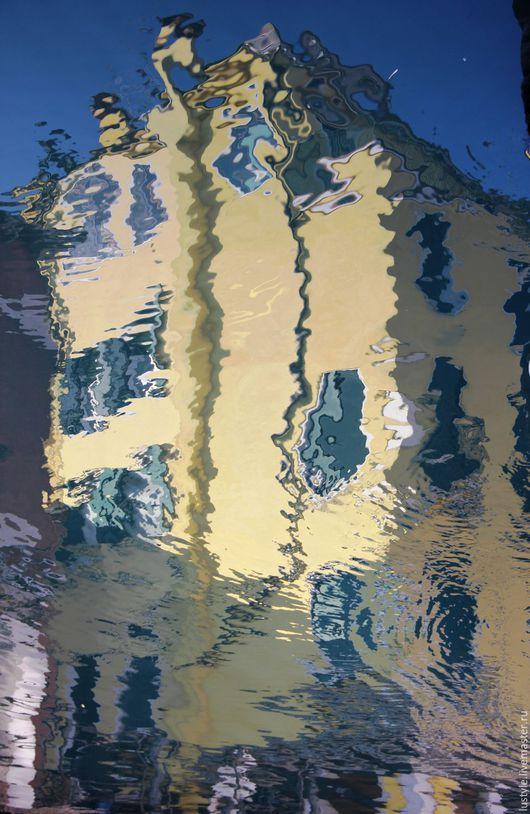 LuStyle. Фоторабота `Отражение Весны. Венеция`, авторская фотография