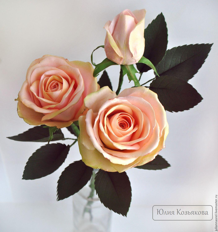 Ярмарка мастеров мастер класс цветы  #9