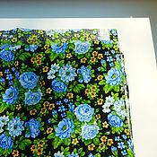 Материалы для творчества ручной работы. Ярмарка Мастеров - ручная работа ткань хлопок. Handmade.