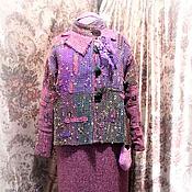 Одежда ручной работы. Ярмарка Мастеров - ручная работа Костюм - бохо. Handmade.