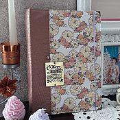 Канцелярские товары handmade. Livemaster - original item Photo albums: Family photo album with initialization. Handmade.