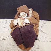 """Куклы и игрушки ручной работы. Ярмарка Мастеров - ручная работа Авторская кукла """"День любования ракушками"""". Handmade."""