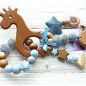 Куклы и игрушки manualidades. Livemaster - hecho a mano Prorezyvatel para los dientes