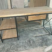 Для дома и интерьера handmade. Livemaster - original item Working table. Handmade.