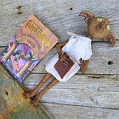 Куклы и игрушки ручной работы. Ярмарка Мастеров - ручная работа Добби – домашний эльф из «Гарри Поттера». Handmade.