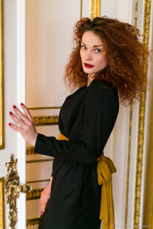 Офисное платье, Платья, Санкт-Петербург,  Фото №1
