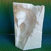 Декор для декупажа и росписи ручной работы. Ярмарка Мастеров - ручная работа Орел в скале. Handmade.