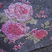 """Одежда ручной работы. Ярмарка Мастеров - ручная работа Юбка """"Шотландские розы"""". Handmade."""