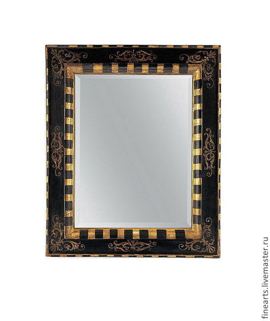 Зеркала ручной работы. Ярмарка Мастеров - ручная работа. Купить Зеркало в раме ручной работы. Handmade. Зеркало, настенное зеркало