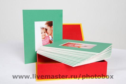 пример оформления детской фотосессии