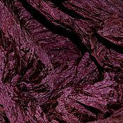 Аксессуары handmade. Livemaster - original item Scarf stole silk Burgundy handmade. Handmade.