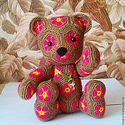 Куклы и игрушки ручной работы. Ярмарка Мастеров - ручная работа Медвежонок Маргаритка. Handmade.