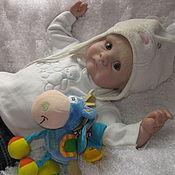 Куклы и игрушки ручной работы. Ярмарка Мастеров - ручная работа Кукла реборн Купер. Handmade.