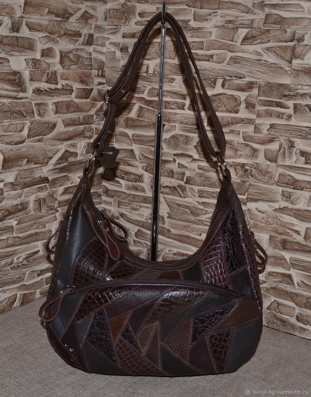 6fea34b5ad7 Long belt bag genuine leather Bag model 09 – shop online on Livemaster with  shipping - IJC0HCOM   Bogorodsk
