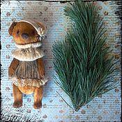 Куклы и игрушки ручной работы. Ярмарка Мастеров - ручная работа Тедди мишка . Сентябринка .. Handmade.
