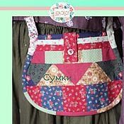 Сумки и аксессуары handmade. Livemaster - original item Luckomnik - traditional bag. Handmade.