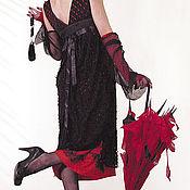 Субкультуры ручной работы. Ярмарка Мастеров - ручная работа Модель дизайнерская платье нарядное. Handmade.