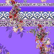 Ткани ручной работы. Ярмарка Мастеров - ручная работа Трикотаж джерси (Италия). Арт 621. Handmade.