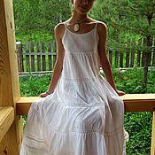 Одежда handmade. Livemaster - original item Sundress boho