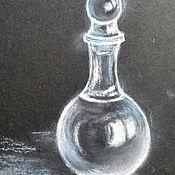 Картины и панно handmade. Livemaster - original item Pictures: Cruet.Still-life. Pastel paintings.. Handmade.