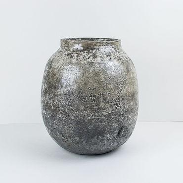 Для дома и интерьера ручной работы. Ярмарка Мастеров - ручная работа Вазы: Интерьерная ваза раку высотой около 30 см. Handmade.