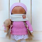 Куклы и игрушки ручной работы. Ярмарка Мастеров - ручная работа Розовая неженка. Handmade.