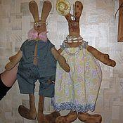 """Куклы и игрушки ручной работы. Ярмарка Мастеров - ручная работа """"Иван да Марья"""". Handmade."""