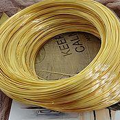Материалы для творчества handmade. Livemaster - original item 10 turns wire with memory for necklace (2446-Z). Handmade.