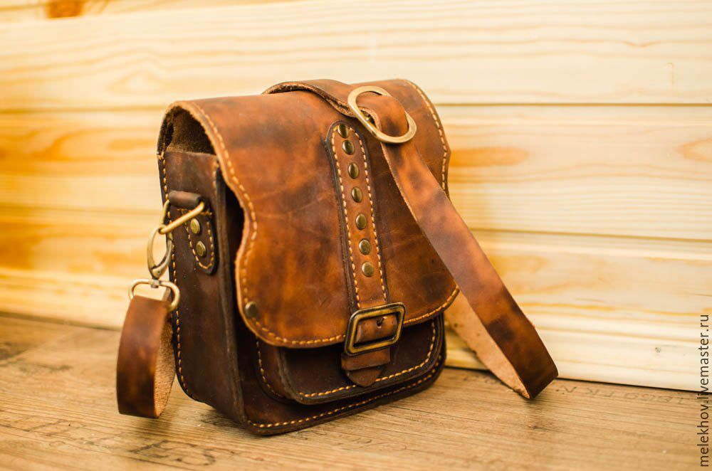 Авторские сумки VK