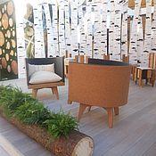 Для дома и интерьера ручной работы. Ярмарка Мастеров - ручная работа Кресло интраверта. Handmade.