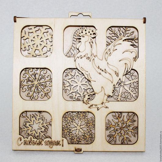 Сказочный набор со шкатулкой `Снежинка`