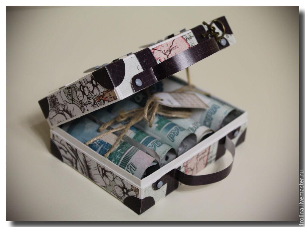 Чемодан денег своими руками