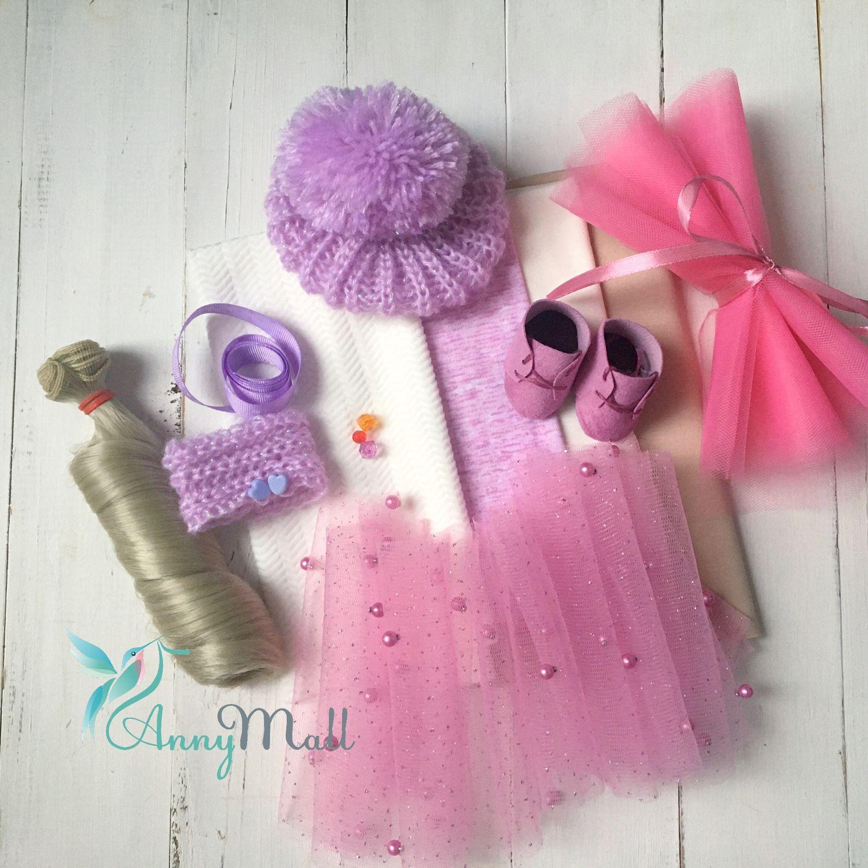Набор для создания куклы, Материалы для кукол и игрушек, Одинцово,  Фото №1
