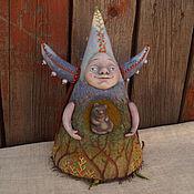 Куклы и игрушки ручной работы. Ярмарка Мастеров - ручная работа Медвежья лунница. Handmade.
