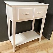 Для дома и интерьера handmade. Livemaster - original item Console table with drawers