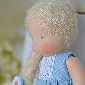 Куклы и игрушки ручной работы. Ярмарка Мастеров - ручная работа Вальдорфская кукла Василиса. Handmade.