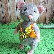 handmade. Livemaster - original item Toys: Mouse: I. Handmade.