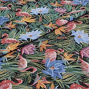 Ткани ручной работы. Ярмарка Мастеров - ручная работа Ткань мебельная (гобелены, искусственная кожа). Handmade.